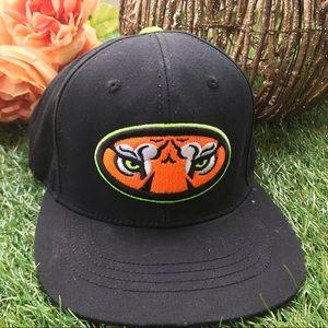 Other - Auburn Neon Green and Orange Snapback Trucker Hat